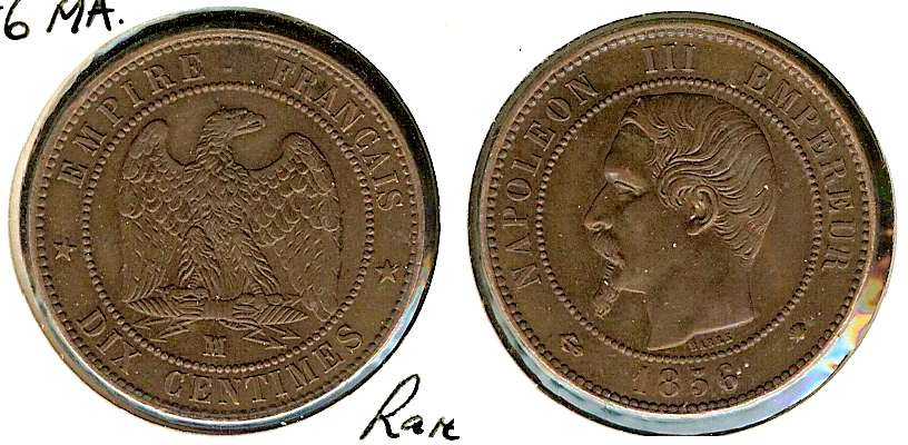 Napoléon III, Gascogne Monnaie